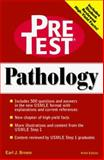 Pathology : Self-Assessment and Review, Brown, Earl J., 0070526869
