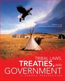Tribal Laws, Treaties, and Government, Patrick A. Lee, 1475986866