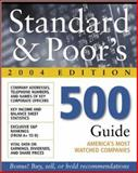 Standard and Poor's 500 Guide 2004, Standard and Poor's Staff, 0071426868