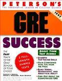 GRE Success, Peterson's Guides Staff, 1560796863