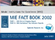 Model Institutions for Excellence - MIE Fact Book 2002, Kim, Jason J. and Crasco, Linda M., 097029686X
