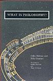 What Is Philosophy?, Gilles Deleuze and Felix Guattari, 0860916863