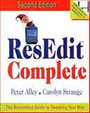 Resedit Complete, Alley, Peter and Strange, Carolyn, 0201626861