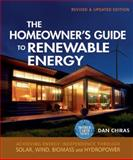 Homeowner's Guide to Renewable Energy, Dan Chiras, 0865716862