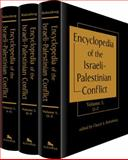 Encyclopedia of the Israeli-Palestinian Conflict, Cheryl A. Rubenberg, 1588266869
