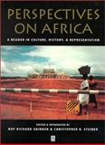 Perspectives on Africa : A Reader in Culture, History, and Representation, Grinker, Roy R. and Steiner, Christopher B., 1557866864