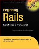 Beginning Ruby on Rails, Cloves Carneiro and Hampton Catlin, 1590596862
