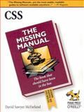 CSS, McFarland, David Sawyer, 0596526873