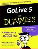 "GoLive ""X"" for Dummies, William B. Sanders, 0764506870"