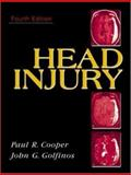 Head Injury, Cooper, Paul R. and Golfinos, John, 0838536875
