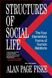 Structures of Social Life, Alan Page Fiske, 0029066875