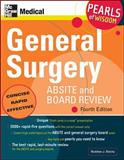 General Surgery ABSITE and Board, Blecha, Matthew J., 0071546871