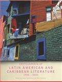 Encyclopedia of Latin American and Caribbean Literature, 1900-2003, , 0415306876
