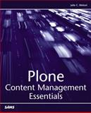 Plone Content Management Essentials, Julie Meloni, 0672326876