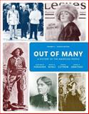 Out of Many, Volume 2 Plus NEW MyHistoryLab for US History -- Access Card Package 8th Edition