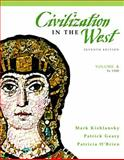 Civilization in the West, Volume A (to 1500), Kishlansky, Mark and Geary, Patrick, 0205556876