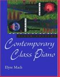 Contemporary Class Piano, Mach, Elyse, 0195166884