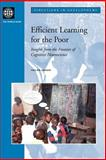 Efficient Learning for the Poor, Helen Abadzi, 0821366882