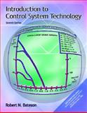 Introduction to Control System Technology, Bateson, Robert N., 0130306886
