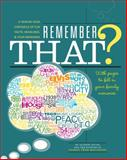 Remember That?, Allison Dolan, 1440316880