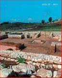 Atlante Tematico Di Topografia Antica 23-2013, Stefanie Quilici Gigli, 8891306886