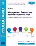 Management Accounting : Performance Evaluation, Scarlett, Robert, 075068688X