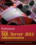 Professional Microsoft SQL Server 2012 Administration 1st Edition