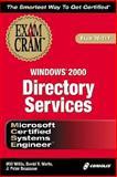 Directory Services Exam Cram, Willis, Will, 1576106888