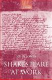 Shakespeare at Work, Jones, John, 0198186886