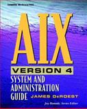 AIX Version 4 System and Administration Guide, DeRoest, James, 0070366888