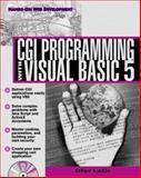 CGI Programming with Visual Basic 5, Laor, Ofer, 0079136885
