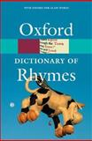 Oxford Dictionary of Rhymes, Oxford Oxford, 0192806882