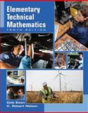 Elementary Technical Mathematics, Ewen, Dale and Nelson, C. Robert, 1439046891