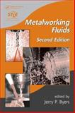 Metalworking Fluids, Byers, Jerry P., 1574446894