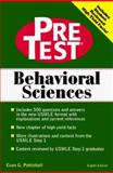 Behavioral Science, Pattishall, Evan G., 0070526893