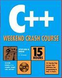 C++ Weekend Crash Course, Stephen Randy Davis, 0764546899