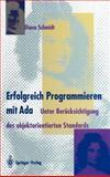 Erfolgreich Programmieren Mit Ad, Springer, 3540576894