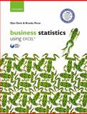 Business Statistics Using Excel 9780199556892