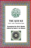 The Quran, M.H. Shakir, 1499336896
