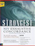 The Strongest NIV Exhaustive Concordance, , 0310606896