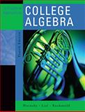 A Graphical Approach to College Algebra, Hornsby, John and Lial, Margaret L., 0321356896