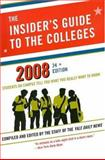 The Insider's Guide to the Colleges 2008, Daily Yale, 0312366892