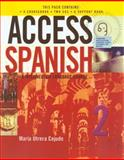 Access Spanish No. 2 : An Intermediate Language Course, Cejudo, Maria Utrera, 0340916893