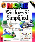 More Windows 95 Simplified, Maran Graphics Staff, 1568846894