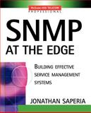 SNMP at the Edge, Saperia, Jonathan, 0071396896