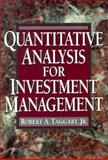 Quantitative Analysis for Investment Management 9780133196900