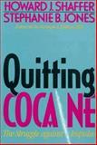 Quitting Cocaine 9780669196900