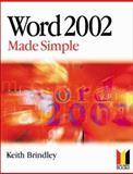 Word 2002 Made Simple, Brindley, Keith, 0750656905