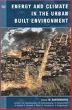 Energy and Climate in the Urban Built Environment, Santamouris, Mat and Asimakopoulos, D., 1873936907