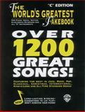 World's Greatest Fake Book, Warner Bros. Entertainment Staff, 1576236900